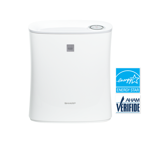 Model: FP-F30UH | Sharp Appliances Sharp True HEPA Air Purifier for Small Rooms with Express Clean
