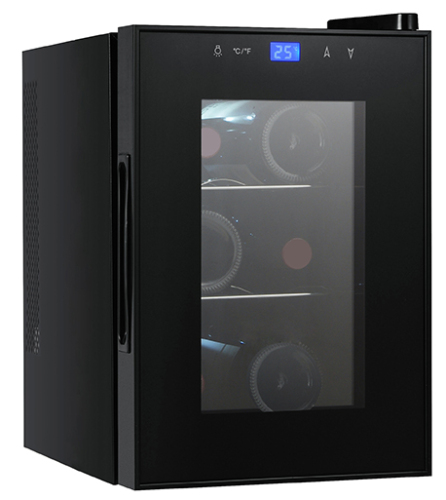 Avanti 6 Bottle Thermoelectric Wine Cooler