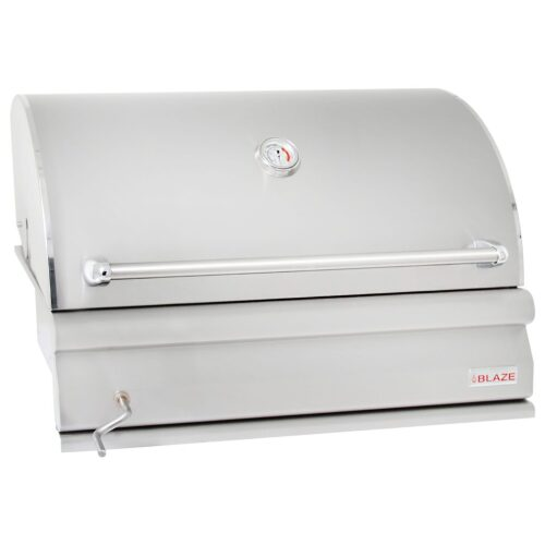"""Blaze Grills Charcoal Grill 32"""" Stainless Steel"""