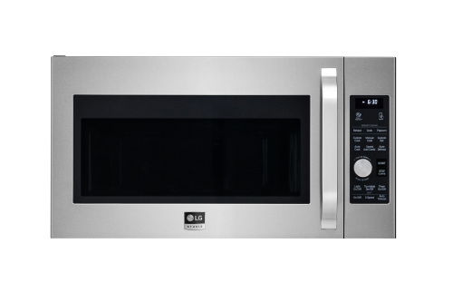 LG Studio LG STUDIO 1.7 cu. ft. Over-the-Range Convection Microwave Oven