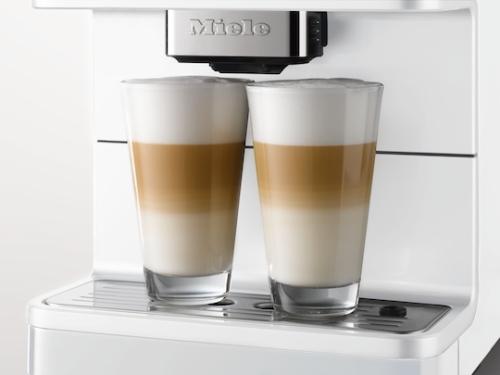 Model: 29615010USA | Miele CM 6150 WH Countertop coffee machine