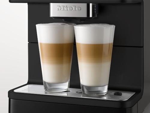Model: 29615020USA | Miele CM 6150 BL Countertop coffee machine