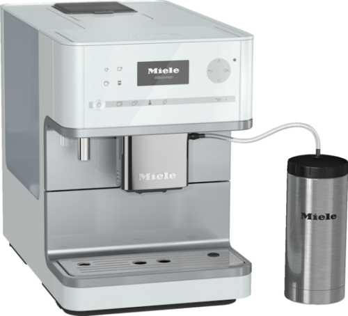 Miele CM 6350 WH Countertop coffee machine