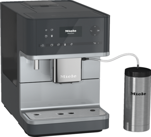 Miele CM 6350 GRY Countertop coffee machine