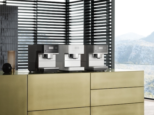 Model: 29635030USA | Miele CM 6350 GRY Countertop coffee machine