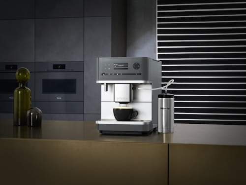 Model: 29635030USA   Miele CM 6350 GRY Countertop coffee machine