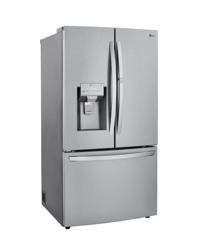 Model: LRFDS3016S | LG 3-Door French Door Refrigerator