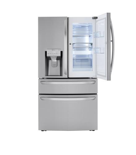 Model: LRMDS3006S | LG 4-Door French Door Refrigerator