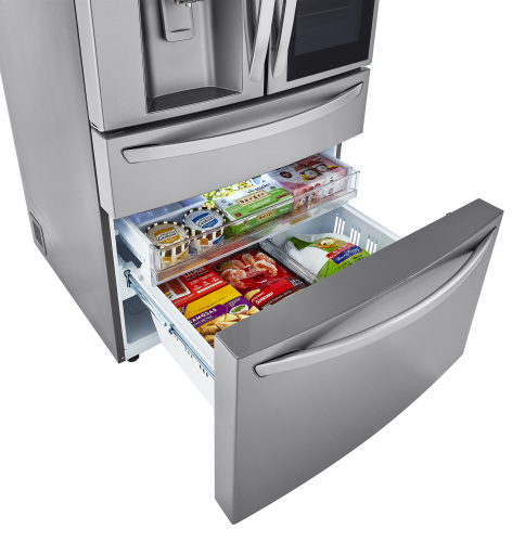 Model: LRMVC2306S | LG 4-Door French Door Refrigerator