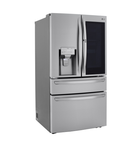 Model: LRMVS3006S | LG 4-Door French Door Refrigerator