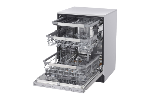 Model: LDP6810SS | LG Top Control Smart wi-fi Enabled Dishwasher with QuadWash™ and TrueSteam®