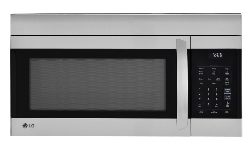 LG 1.7 cu. ft. Over-the-Range Microwave