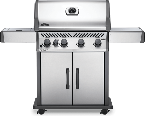 Napoleon Rogue XT®  Gas Grill with infrared Side Burner - LP  Gas