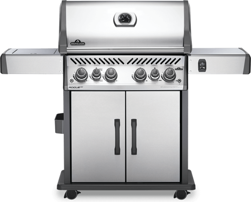 Napoleon ROGUE® SE Gas Grill with Infrared Side & Rear Burners - LP  Gas