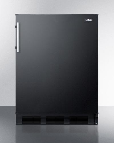 "Summit 24"" Wide Refrigerator-Freezer, ADA Compliant"