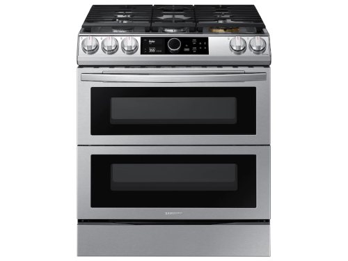 Samsung 6.3 cu. ft. Flex Duo™  Slide-in Dual Fuel Range