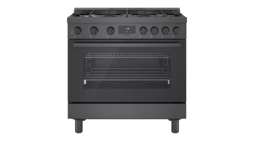 "Model: HGS8645UC | Bosch 800 Series 36"" Gas  Range"