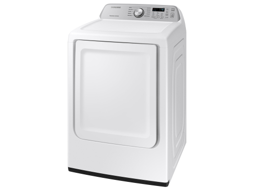 Model: DVE45T3400W   Samsung 7.4 cu. ft. Electric Dryer with Sensor Dry in White