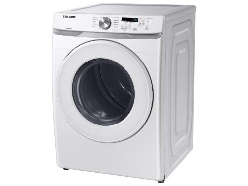 Model: DVG45T6000W | Samsung 7.5 cu. ft. Front Load Gas Dryer