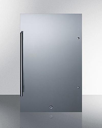Summit Shallow Depth Outdoor Built-In All-Refrigerator
