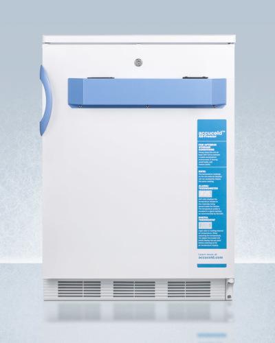 "Summit 24"" Wide Built-In All-Freezer"