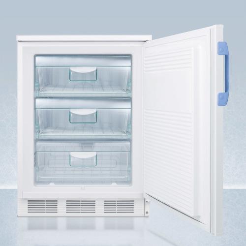 "Model: VT65MLBIMED2 | Summit 24"" Wide Built-In All-Freezer"