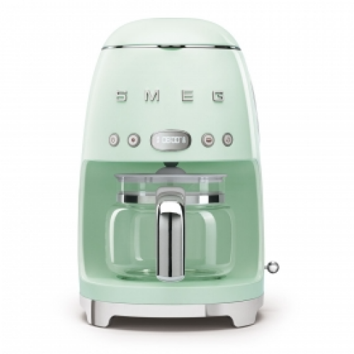 Smeg 50's Retro Style Aesthetic Drip Coffee Machine