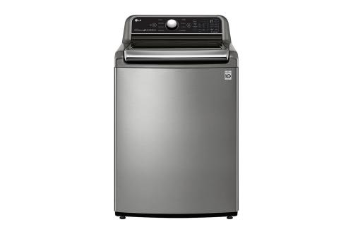 LG 4.8 cu. ft. Mega Capacity with Agitator Washer