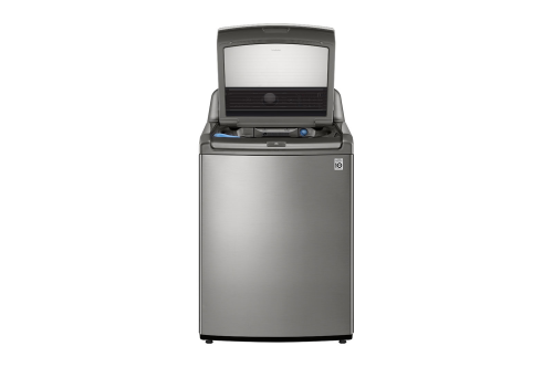 Model: WT7305CV | LG 4.8 cu. ft. Mega Capacity with Agitator Washer