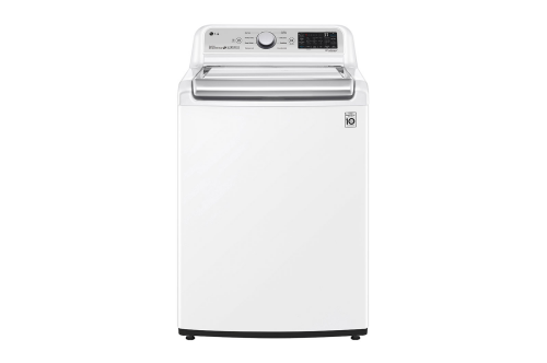 LG 4.8 cu. ft. Mega Capacity with Agitator Washer