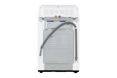 Model: WT7305CW   LG 4.8 cu. ft. Mega Capacity with Agitator Washer