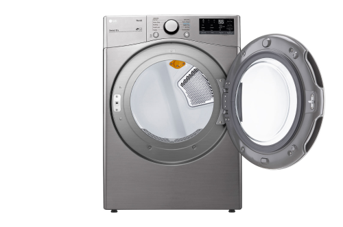 Model: DLE3600V | LG 7.4 cu. ft. Front Load Electric Dryer