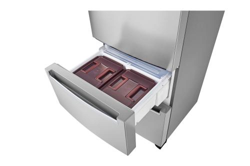 Model: LRKNS1205V | LG 11.7 cu. ft. Kimchi/Specialty Food Refrigerator