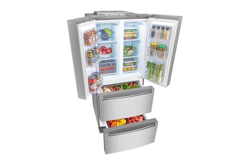 Model: LRKNS1400V   LG 14.3 cu. ft. Kimchi/Specialty Food Refrigerator