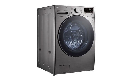 Model: WM3600HVA | LG 4.5 cu. ft. Ultra Large Capacity Front Load Washer