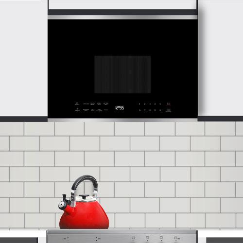"XO Appliances 24"" Over the Range Microwave Oven"