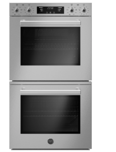 Bertazzoni 30 Double Electric Convection Oven Self-Clean