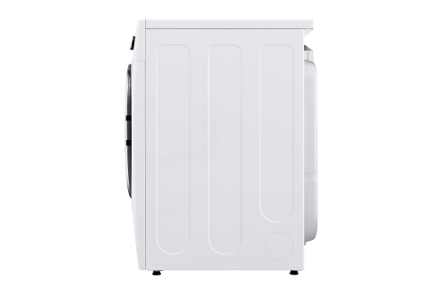 Model: DLEX4200W | LG 7.4 cu. ft. Ultra Large Capacity Smart wi-fi Enabled Front Load Electric Dryer with TurboSteam™ and Built-In Intelligence