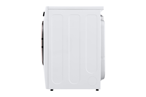 Model: DLEX4000W | LG 7.4 cu. ft. Ultra Large Capacity Front Load Electric Dryer