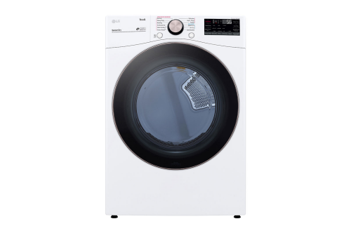 LG 7.4 cu. ft. Ultra Large Capacity Front Load Electric Dryer