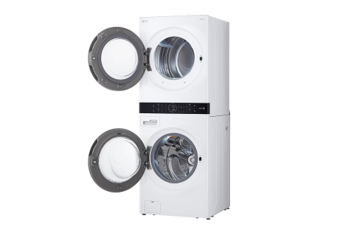 Model: WKEX200HWA | LG Front Load LG WashTower™