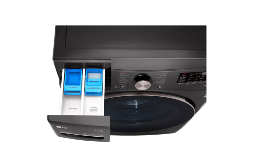 Model: WM4000HBA | LG 4.5 cu. ft. Ultra Large Capacity  Front Load Washer