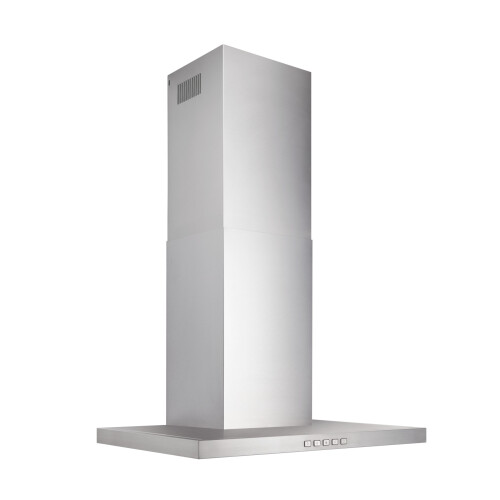 Broan 30-Inch Convertible Wall Mounted T- Style  Chimney Hood