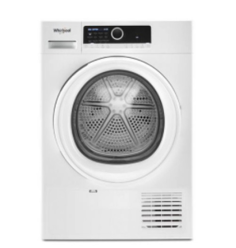 """Whirlpool 4.3 Cu. Ft. 24"""" Small Space Ventless Dryer"""