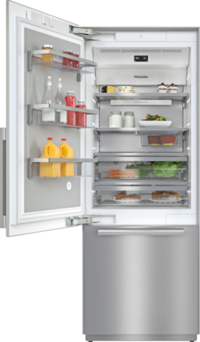 "Miele KF2911 SF L 36"" Fully Integrated Refrigerator- Left Hinge"