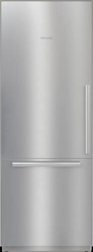 "Model: 38291111USA | Miele KF2911 SF L 36"" Fully Integrated Refrigerator- Left Hinge"