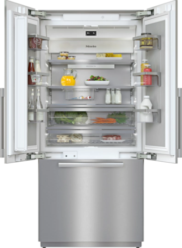 "Miele  KF2981 SF 36"" Fully Integrated Refrigerator"