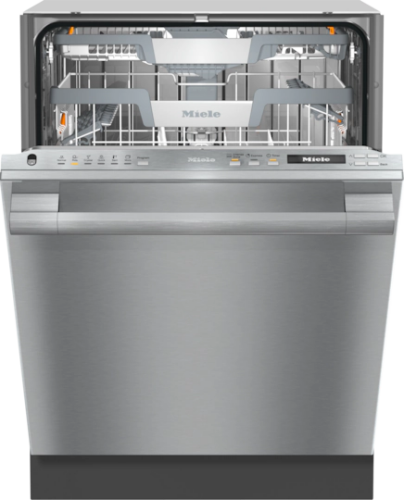 """Miele G 7156 SCVi SF 24"""" Fully Integrated Dishwasher"""