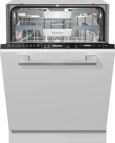 """Miele G 7366 SCVi AutoDos 24"""" Fully Integrated Dishwasher"""