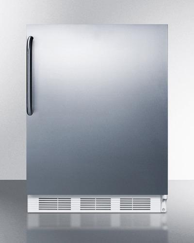 "Model: FF61WBISSTB | Summit 24"" Wide Built-In All-Refrigerator"